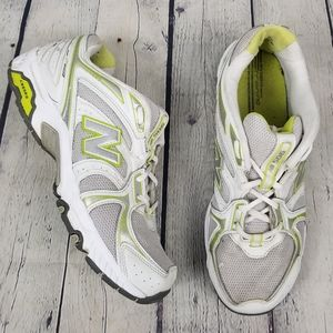 NEW BALANCE   WX506WL lace-up running sneakers